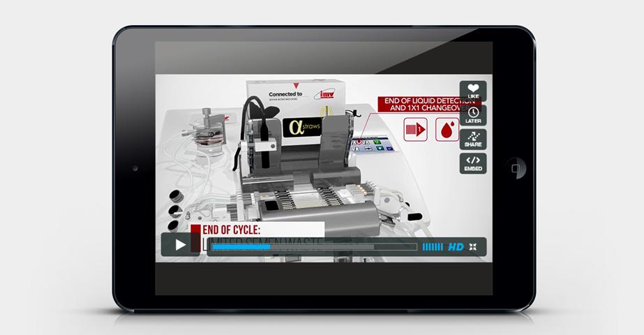 Appaloosa s'appuie sur un partenaire vidéo réputé pour le 3D.